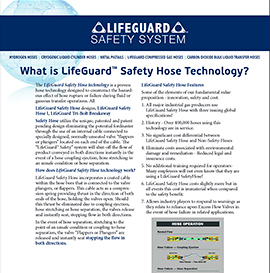 safety-hose-technology
