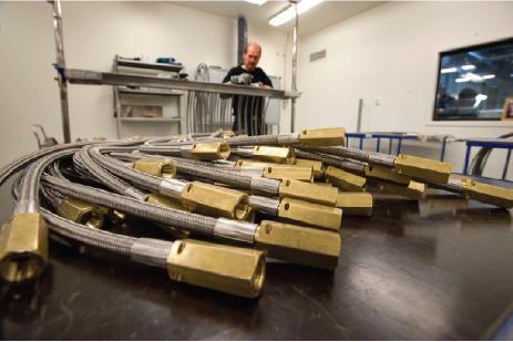 7 fabricating facilities