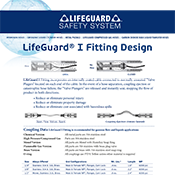 LifeGuard Lifeline Fitings Specifications