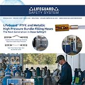 LifeGuard Safety Hose- Bundle Filling Hoses 2017